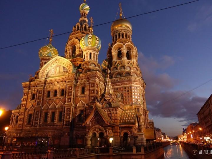 St. Petersburg – zwischen Charme und Prunk