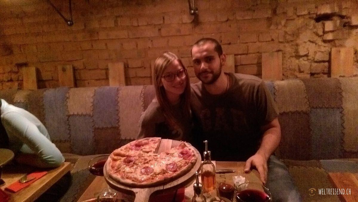 Pizzeria V-Drova