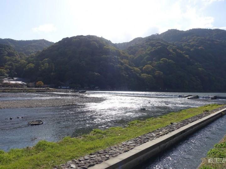 Kyoto – mitten in der Natur