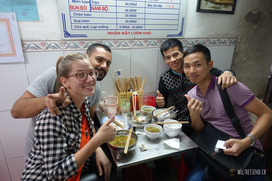 Free Walking Tours Hanoi Guides