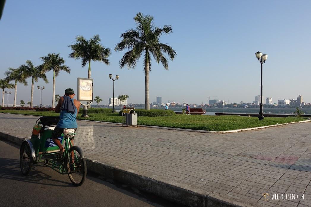 Promenade Phnom Penh
