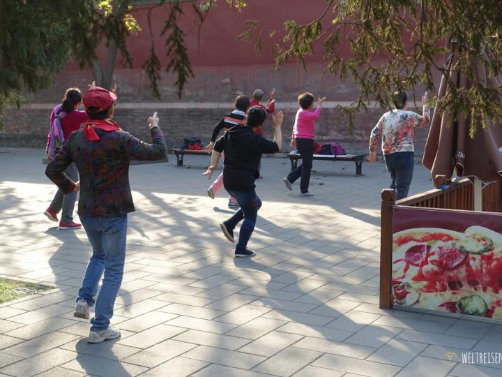 China – eine Welt für sich