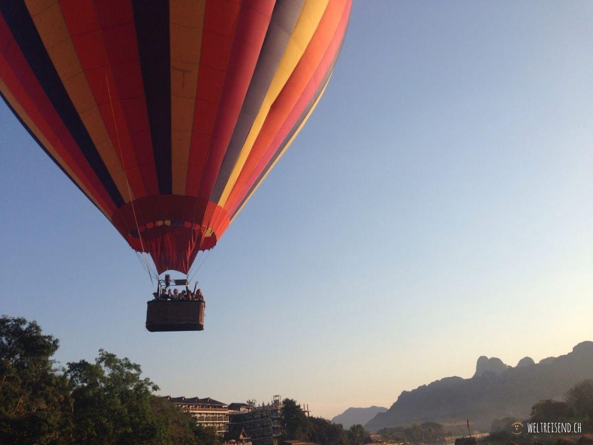vangvieng balloon
