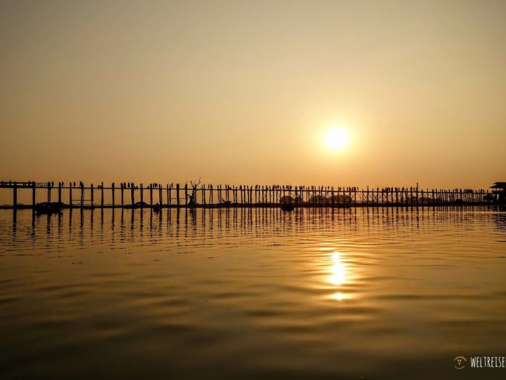 Viele Wege führen aus Mandalay