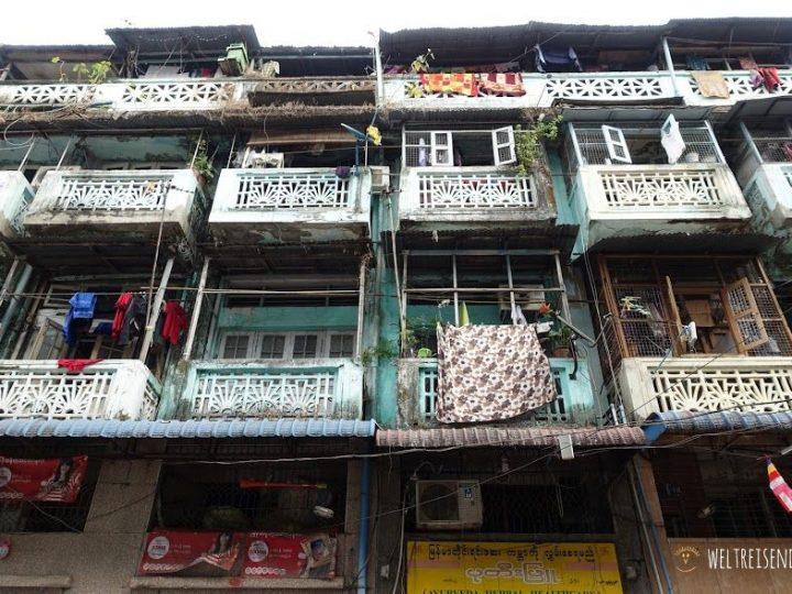 Yangon – Liebe auf den zweiten Blick